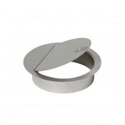 Einwurfdeckel mit Klappe rund, Ø 250 mm